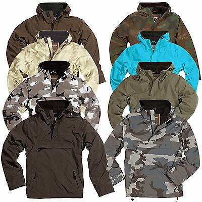 SURPLUS RAW WINDBREAKER REGENJACKE JACKE Funktionsjacke Outdoor wasserabweisend