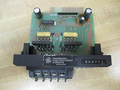 General Electric IC610MDL151A GE Fanuc Output Module - New No Box
