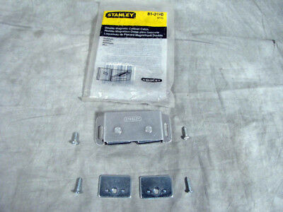 Stanley Double Magnetic Cabinet Latch 81-0190 SP45 NEW