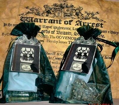 Bottle MONEY Spell -  Wicca, Witch
