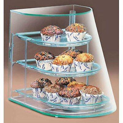 Cal-Mil (1505-3) 3-Tier Elite Display Case Rear Access Acrylic,