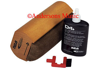 Record Cleaning Kit RCA D4+ Vinyl LP Cleaner * NEW *