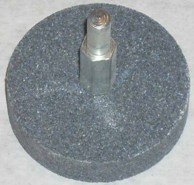 3 Lincoln 2x1/2x1/4 Mounted Grinding Wheels Stones New