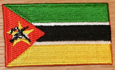 Sudan Country Flag Embroidered Patch T9