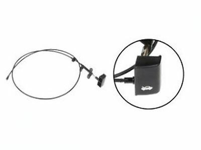 Fits 93-98 Jeep Grand Cherokee Hood Release Cable & Handle