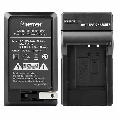 NP-BK1 Charger For Sony CyberShot DSC W180 W190 MHS-PM1