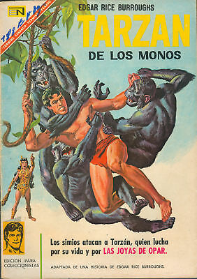 Tarzan # 188 Spanish Mexican Comic Novaro