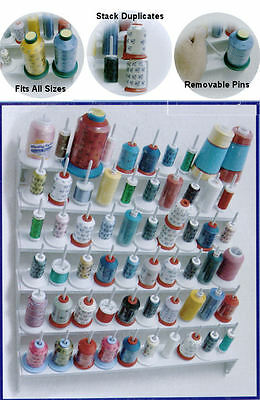 The Thread Arranger Sewing Embroidery Serger Cone Rack