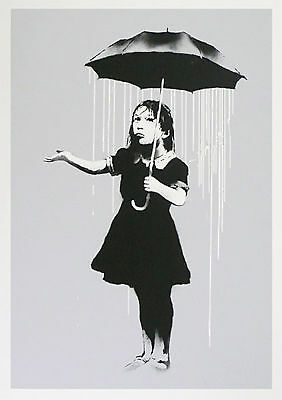 Quality Banksy Art Photo Print (Nola)