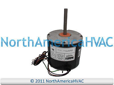 TRANE CONDENSER FAN MOTOR 1/4 HP D151060P01 MOT08895 ... on