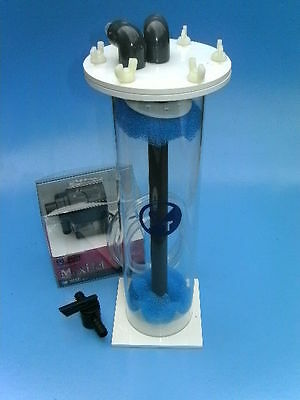PO4 150 Reactor (660l) Cabinet Kit. For phosphate, phosban and carbon.