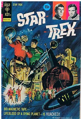 Star Trek No.18 / 1973 Gold Key
