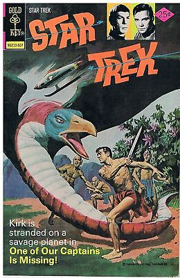 Star Trek No.38 / 1976 Gold Key
