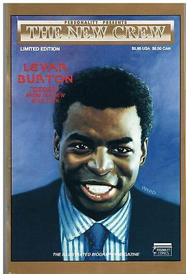 The New Crew No.4 / 1992 Levar Burton