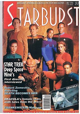 Starburst No.174 / 1993 Star Trek Deep Space Nine