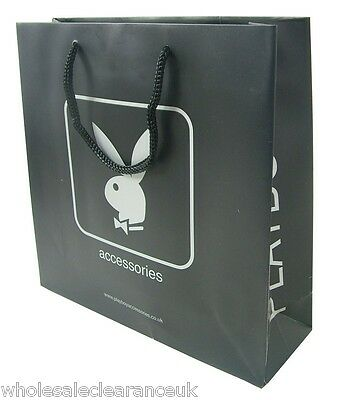Wholesale Joblot Playboy Point Of Sale Shopping Bags