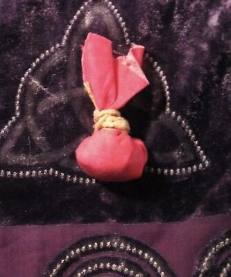 GRIS GRIS BAG -  LOVE & PASSION - Wicca, Witch, Pagan