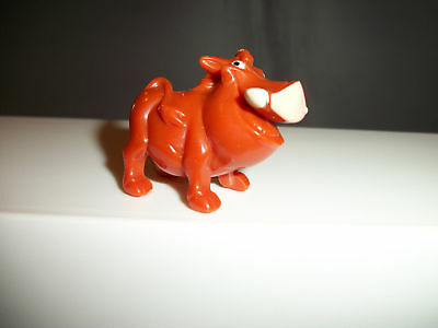 LION KING Disney NESTLE MAGIC Euro Single Figure PUMBAA