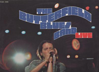 THE BUTTERFIELD BLUES BAND - LIVE  elektra 2 LP IT 1971