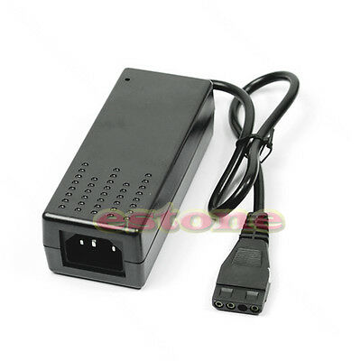1PC 12V + 5V AC Adapter Converter For HARD DISK Drive Power Supply New