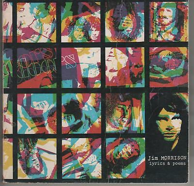 JIM MORRISON - LYRICS & POEMS  doors stampa alternativa stampalternativa