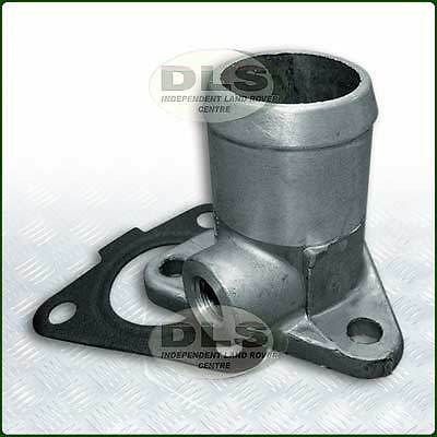 Water Housing Elbow and Gasket Land Rover Defender Td5,Discovery 2 Td5 (DA4697)
