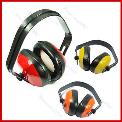 NEW EAR MUFF MUFFLER NOISE HEARING PROTECTION SAFETY PLUGS