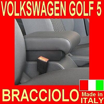 bracciolo per volkswagen golf 6 appoggiabraccio tuning. Black Bedroom Furniture Sets. Home Design Ideas