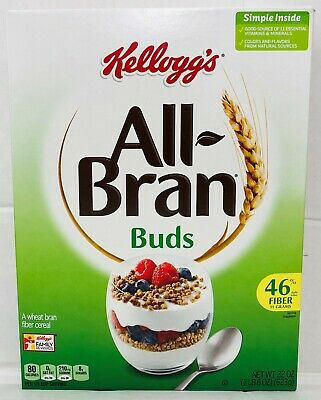 All Bran Bran Buds Cereal 17.7 oz Kellogg's