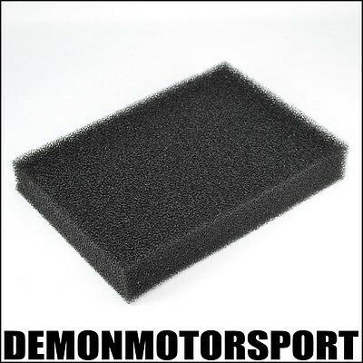 Alloy Fuel Tank Cell Baffle Fuel Foam Sheet (380 x 280 x 50) Approx 6 Ltrs