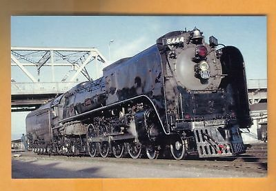 Union Pacific, Northern 4-8-4 # 8444, Railcards C67