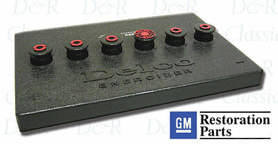 Battery Topper Cover R89 Side Post Delco GM Licensed Parts  *In Stock* top AC