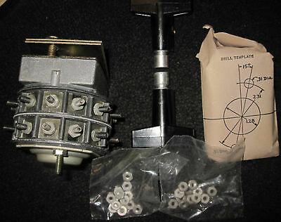 Westinghouse  663A340G01 Type W-2 Selector Switch