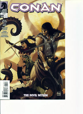 Conan #13 (NM)`05.Busiek/Nord