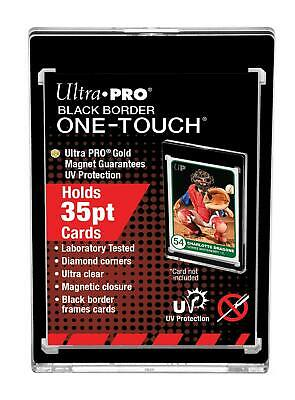 25 Ultra Pro 35 Pt Magnetic Gold 1 One Touch Baseball Card Holders 81575-Uv-25