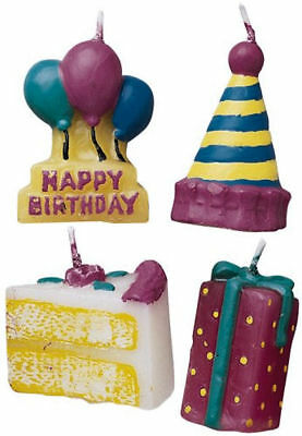 Party Time Candles and Decorations from Wilton #860