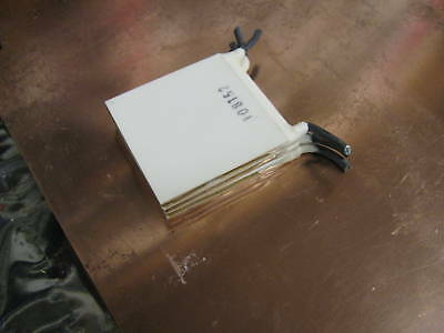 QTY 3 40 mm Nord RTV Sealed Peltier Thermoelectric