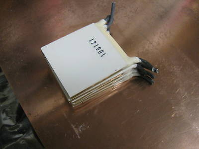 QTY 5 40 mm Nord RTV Sealed Peltier Thermoelectric