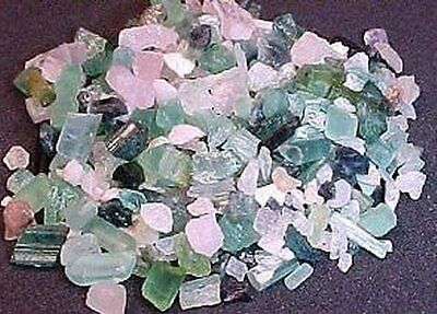 25 Grams Small Tourmaline Rough Craft Gemtree Material
