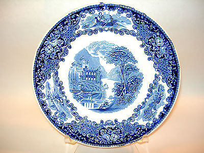 ~ Castillo Plate Made By Petrus Regoute  Maastricht Holland C 1929-1931 Pretty ~