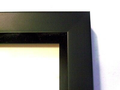 Rainbow Black Wood Picture Poster Frame-Square