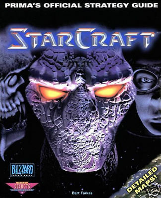 StarCraft Prima's Official Strategy Guide for the PC