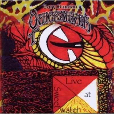 Duncan, Gary / Quicksilver - Live at Sweetwater CD NEU OVP