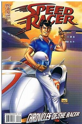 Speedracer: Chronicles of the Racer No.2 / 2008