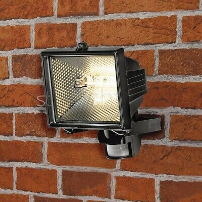 New 400W Halogen Floodlight Security Light With Motion Pir Sensor Worklight