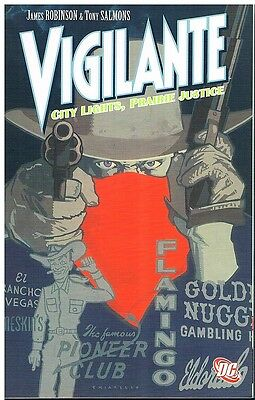 Vigilante: City Lights, Prairie Justice Trade Paperback