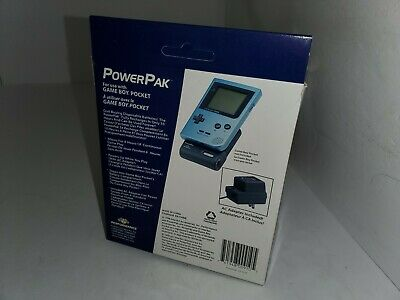 NEW Game Boy Pocket Rechargeable Battery Charger & AC Power Supply Adapter Cord