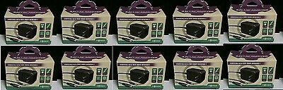 10 LOT NES SNES SUPER NINTENDO GENESIS JAGUAR AC POWER SUPPLY ADAPTER CORDS NEW