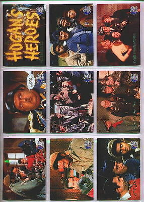 HOGAN'S HEROES ~ Trading Card Set of (9) Different Cards ~ Mint!