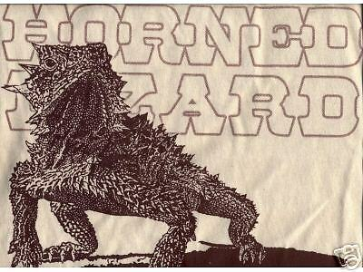 HORNED FROG HORNY TOAD T-SHIRTS WITH NAME - LIMITED animal
